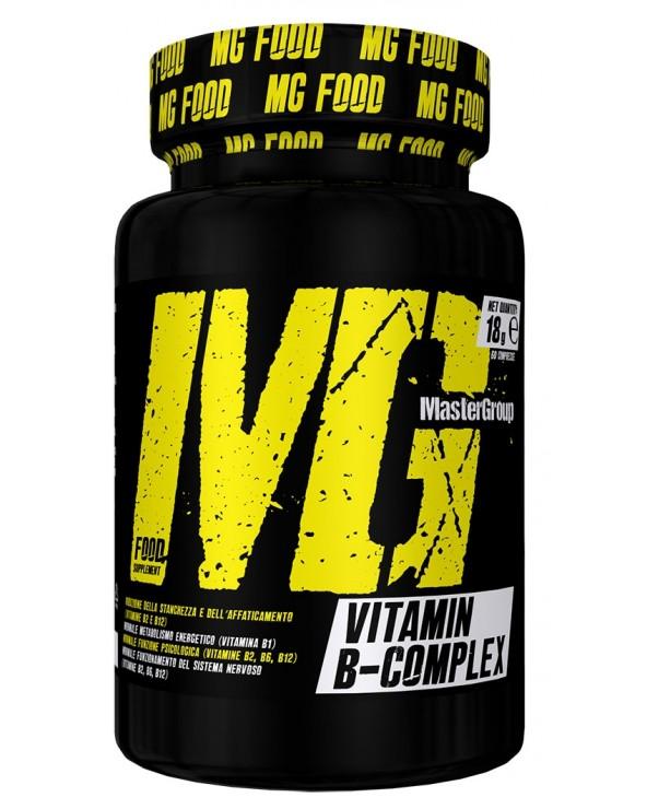 Vitamina B-Complex 60Cps