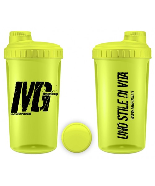 Mg Food Supplement Shaker