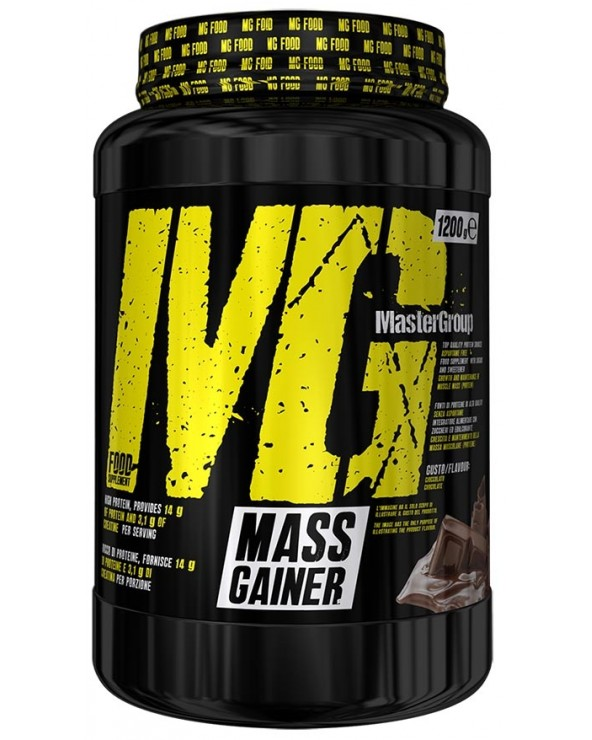 MG Food Supplement Mass Gainer 1200g
