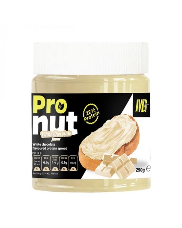 Pronut Cream White Chocolate 22% Protein 250g