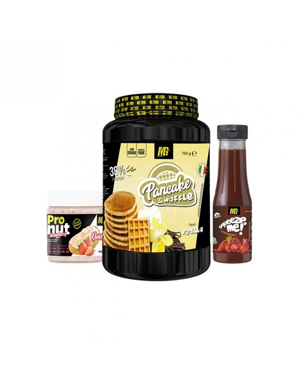Special Pack Whey 80 908g + Bcaa 2:1:1 120tab