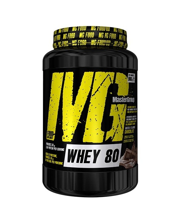 MG Food Supplement Whey 80 908g