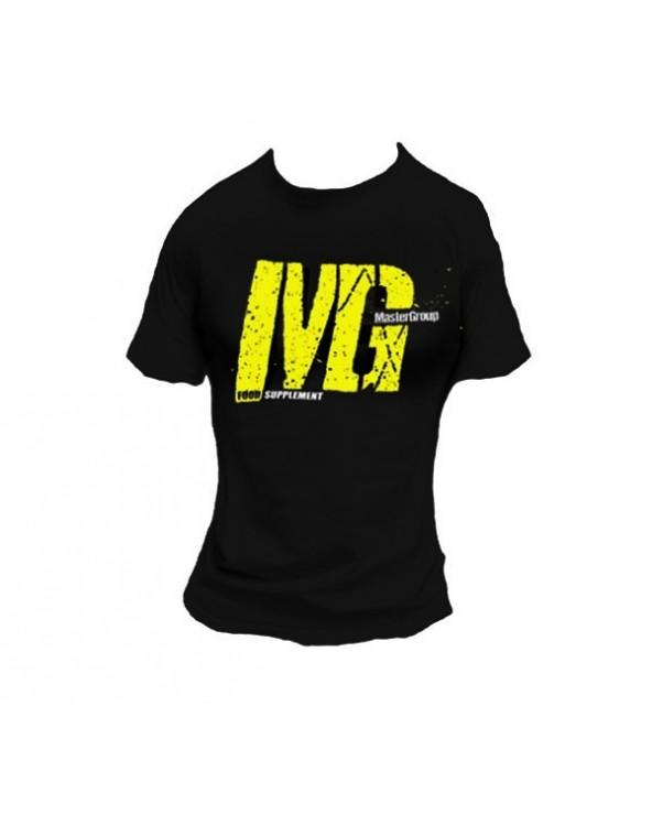 Mg Food Supplement T-Shirt Donna Black