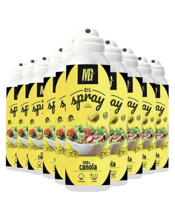 Oil Spray 100% Canula 250ml