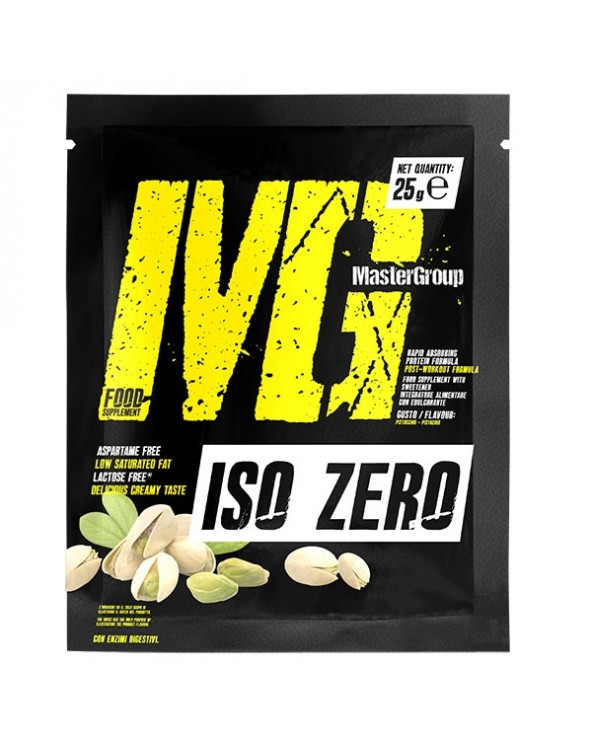 MG Food Supplement Iso Zero 25g