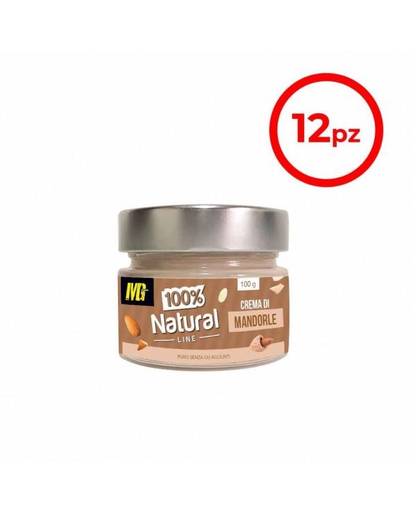 100% Natural - Crema 100g
