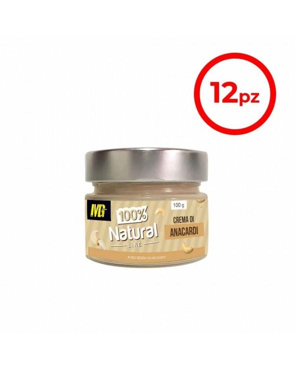 100% Natural - Cream 100g