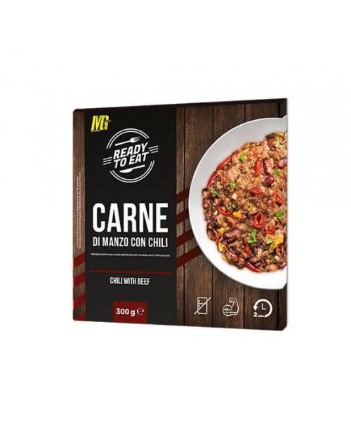 Ready To Eat - Carne Di Manzo Con Chili 300g