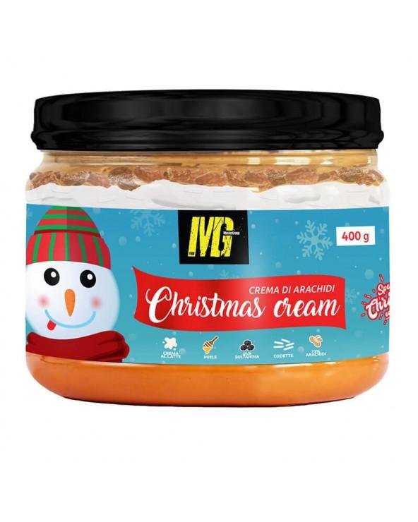 Crema Di Arachidi Christmas Cream 400g