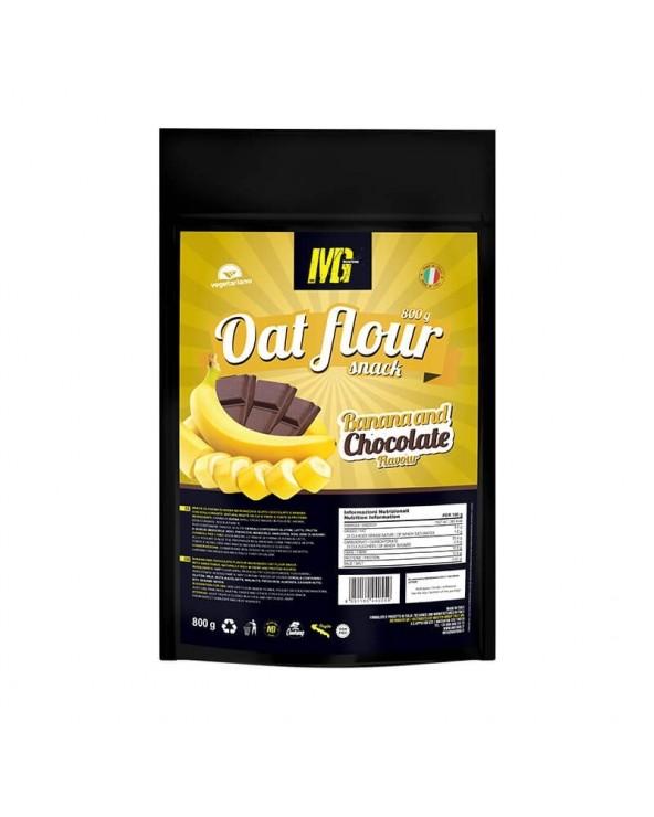 Micronized Oat Flour  Chocolate And Banana 800g