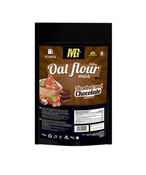 Micronized Oat Flour Chocolate And Hazelnut 1,5kg