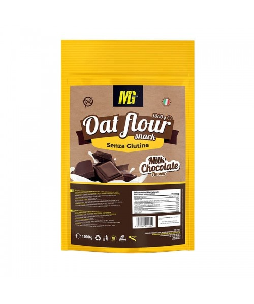 Micronized Oat Flour Gluten Free Milk Chocolate 1kg