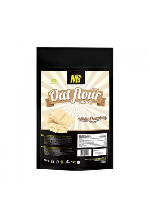 Micronized Oat Flour White Chocolate 800g