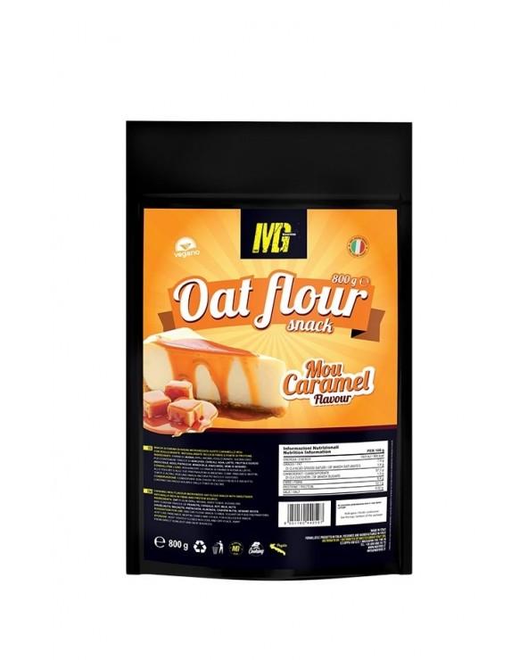 Micronized Oat Flour Caramel Mou 800g