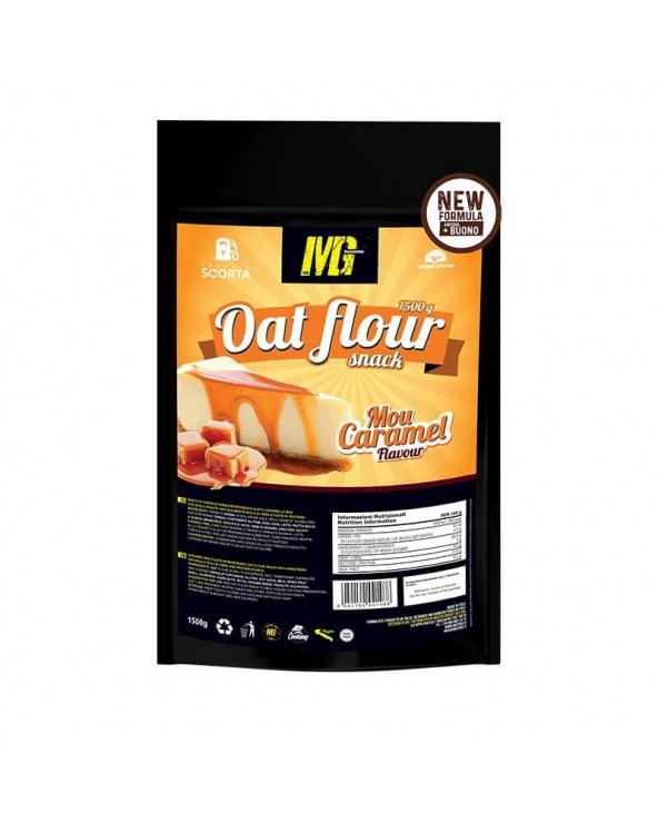 Oat Flour Micronized Flavoured 1500g