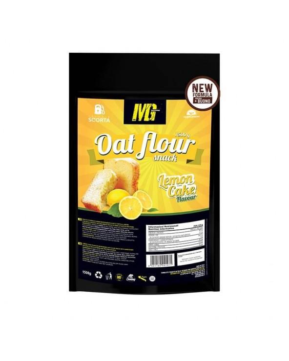 Micronized Oat Flour lemon cake 800g