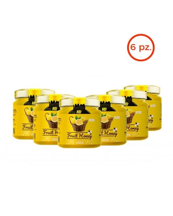 Fruit Honey Lemon Box 6x280gr