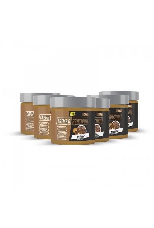Hazelnut Peanut Cream 250g