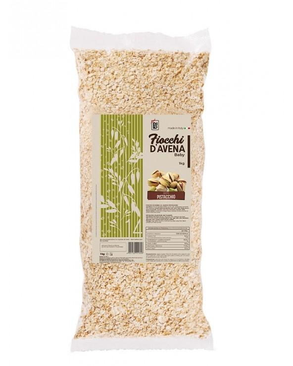 Dilo Aromatized Baby Oat Flakes Pistachio 1kg