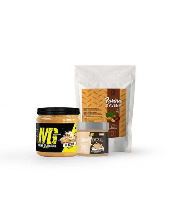 Pack Dry Physique