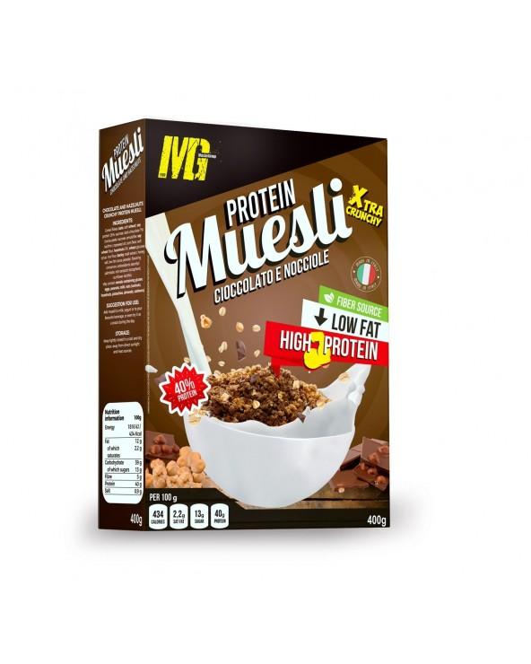 Muesli Cioccolato e Nocciola  + Xcrunchy - Muesli Protein 400g