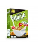 Muesli 40% Protein Strawberry and chocolate + Xcrunchy 400g