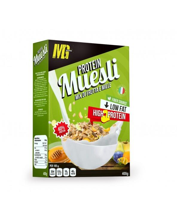 Muesli Mix di Frutta e Miele - Muesli Protein 400g