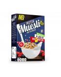 Muesli 40% Protein Fruit Mix and Honey  400g