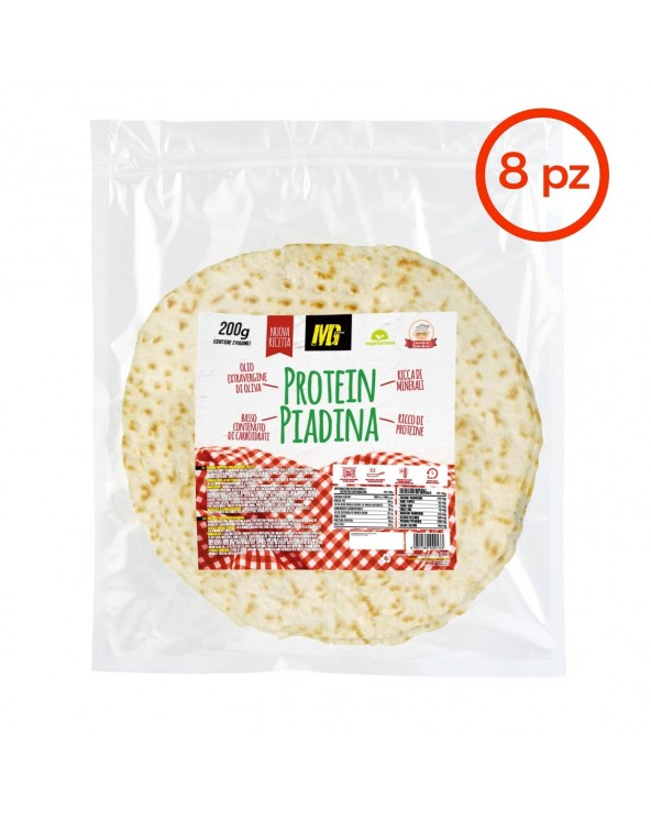 Protein Piadina - Protein Piadina 2 * 100gr