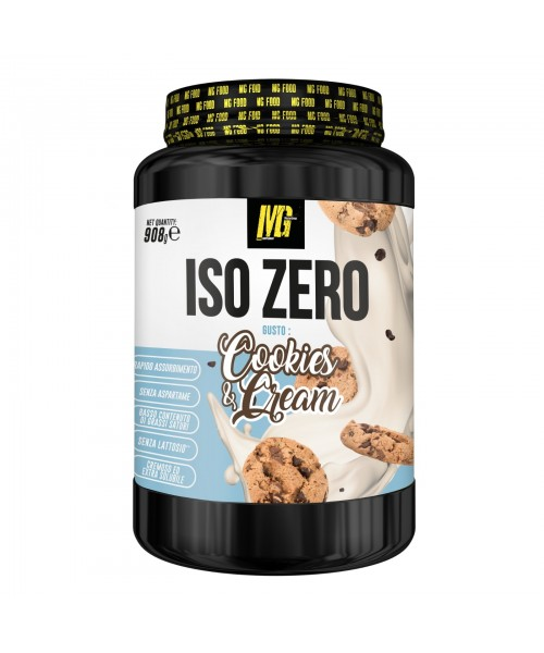 Iso Zero Cookies & Cream 908g