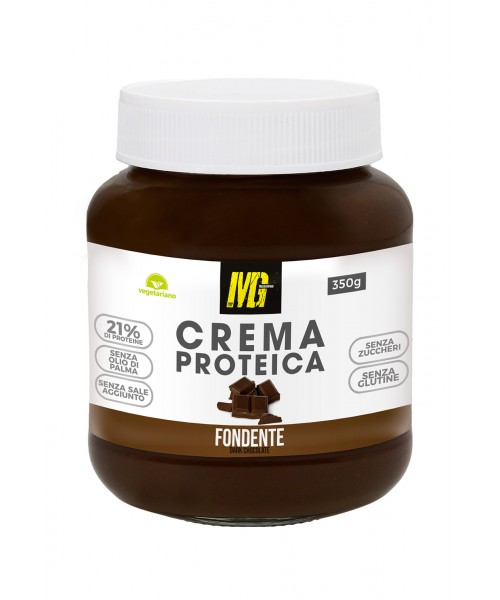 Dark Chocolate Spreadable Protein Cream 350gr