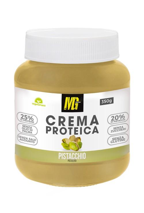 Pistachio Spreadable Protein Cream 350gr