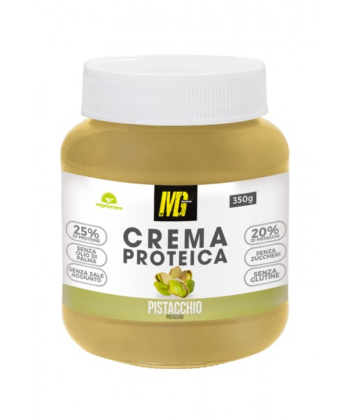 Pistachio Spreadable Protein Cream 350gr