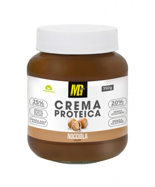Hazelnut Spreadable Protein Cream 350gr