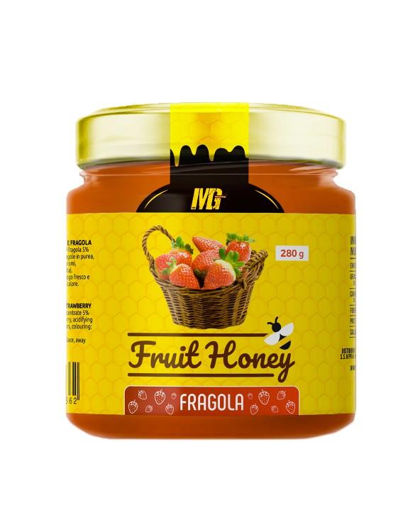Fruit Honey Strawberry 280gr