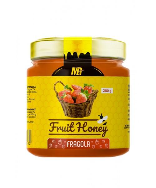 Fruit Honey Fragola 280gr