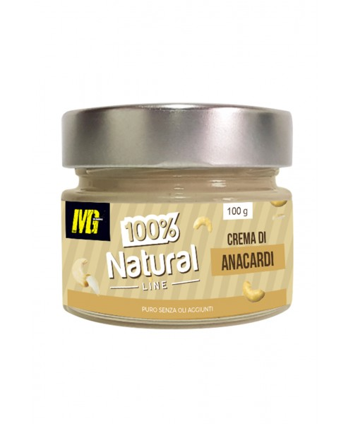 100% Natural - Cashew Cream 100g