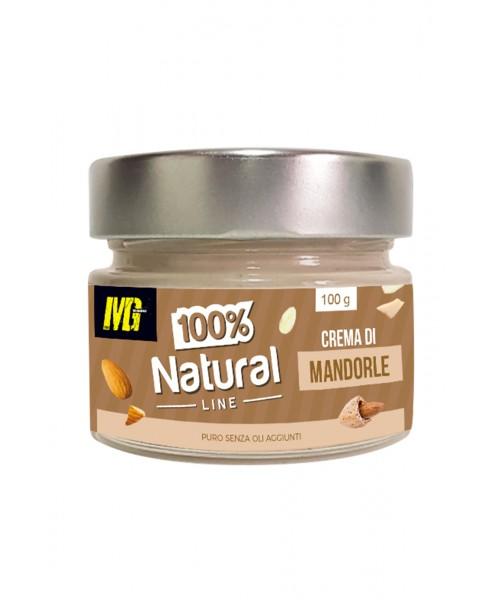 100% Natural - Almond Cream 100g