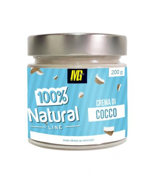 100% Natural - Coconut Cream 100g