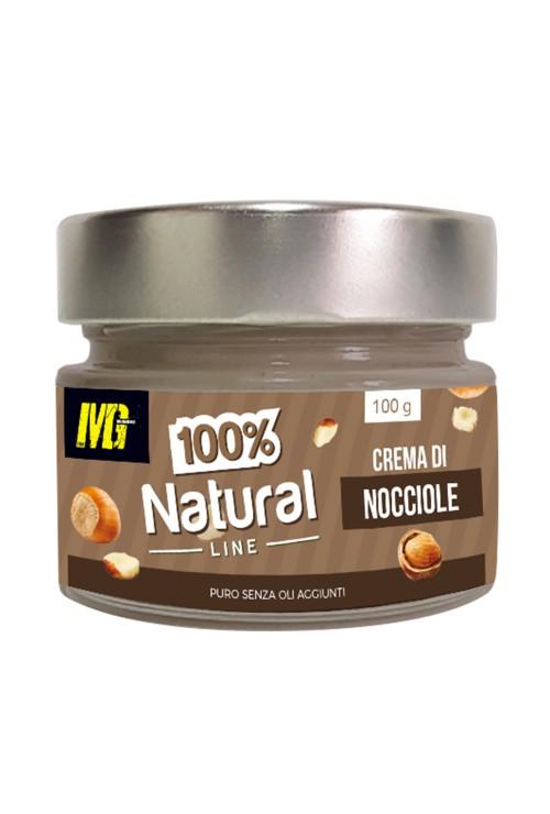 100% Natural - Hazelnut Cream 100g