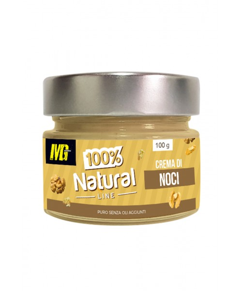 100% Natural - Walnut Cream 100g