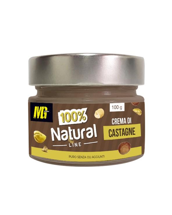 100% Natural - Chestnut Cream 100g