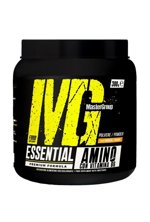 Aminoacidi Essenziali In Polvere - EAA + Vitamina B6 Gusto: Arancia
