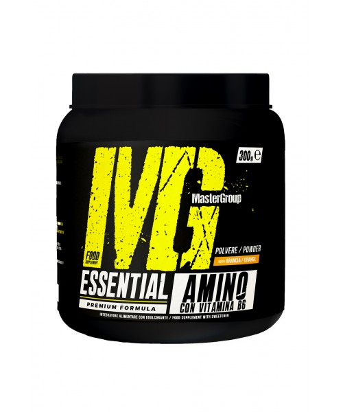 Essential Amino Acids Powder - EAA + Vitamin B6 taste: Orange
