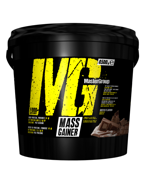 MG Food Supplement Mass Gainer 4500g