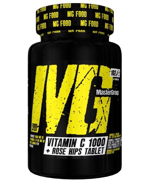 MG Food Supplement VitaminaC 1000 Tabs