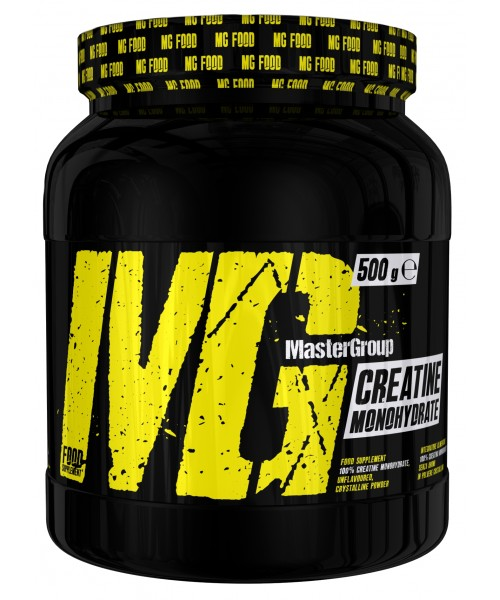 MG Food Supplement Creatine Monohydrate 500g