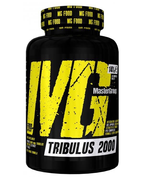 MG Food Supplement Tribulus 2000 60tav