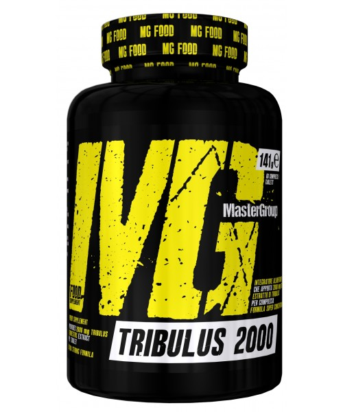 MG Food Supplement Tribulus 2000 60tav