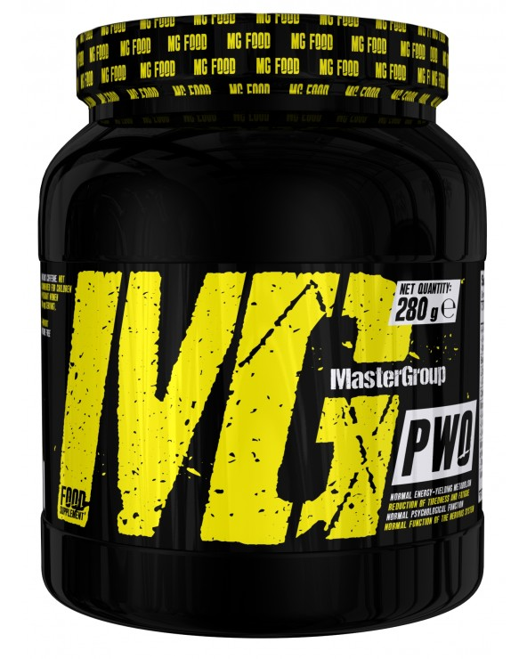 MG Food Supplement PWO 280g